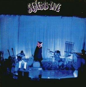 Genesis - Live (LP)