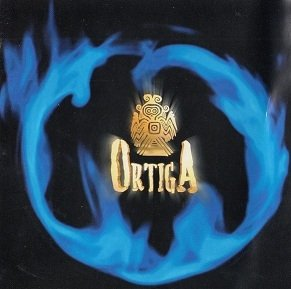 Ortiga - Ortiga (CD)
