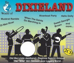 The World Of Dixieland (2CD)