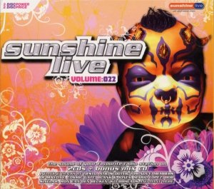 Sunshine Live Volume: 022 (3CD)