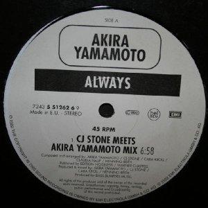 Akira Yamamoto - Always (12'')