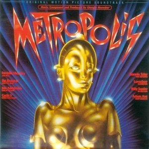Metropolis (Original Motion Picture Soundtrack) (LP)