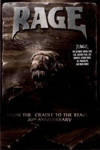 Rage - From The Cradle To The Stage (20th Anniversary) (2DVD)