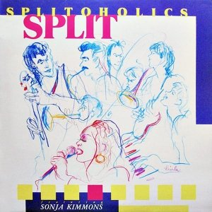 Split Featuring Sonja Kimmons - Splitoholics (CD)