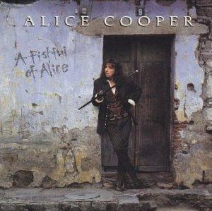 Alice Cooper - A Fistful Of Alice (CD)