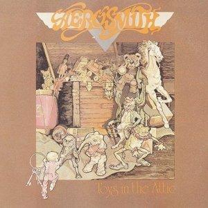 Aerosmith - Toys In The Attic (LP)