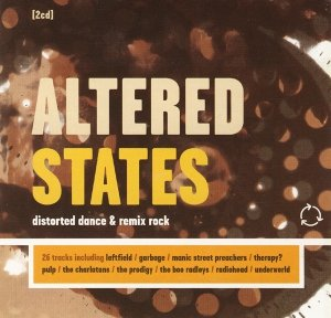 Altered States - Distorted Dance & Remix Rock (2CD)