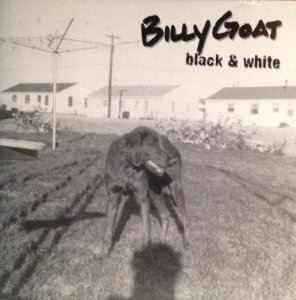 Billy Goat - Black & White (CD)