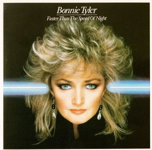 Bonnie Tyler - Faster Than The Speed Of Night (CD)