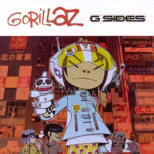 Gorillaz - G Sides (CD)