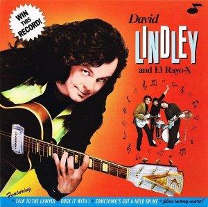 David Lindley And El Rayo-X - Win This Record! (LP)