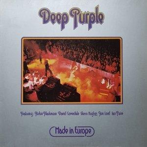 Deep Purple - Made In Europe (LP)