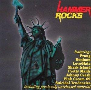 Hammer Rocks (CD)