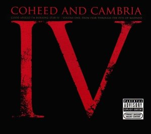 Coheed And Cambria - Good Apollo I'm Burning Star IV | Volume One: From Fear Through The Eyes Of Madness (CD)