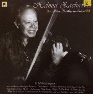 Helmut Zacharias - Meine Lieblingsmelodien (LP)