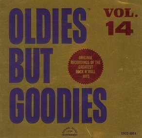 Oldies But Goodies - Vol. 14 (CD)