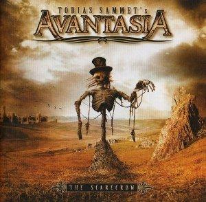 Tobias Sammet's Avantasia - The Scarecrow (CD+DVD)