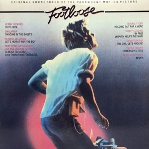 Footloose (Original Soundtrack Of The Paramount Motion Picture) (LP)