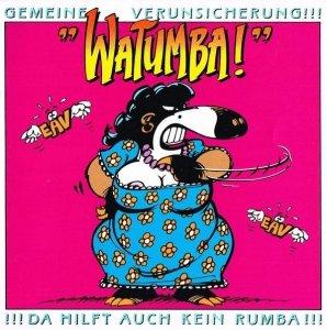 Gemeine Verunsicherung - Watumba! (CD)