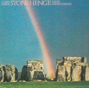 Chris Evans And David Hanselmann - Stonehenge (LP)