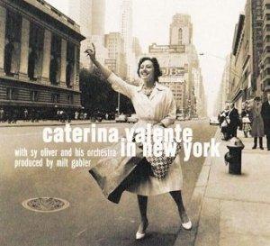 Caterina Valente - In New York (CD)