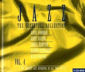 Benny Goodman, Benny Carter, Lionel Hampton, Django Reinhardt, Billie Holiday - Jazz The Essential Collection Vol. 4 (5CD)