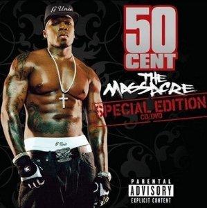 50 Cent - The Massacre (CD+DVD)