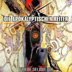 Die Apokalyptischen Reiter - Friede Sei Mit Dir (Maxi-CD)