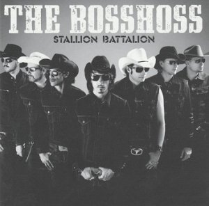 The BossHoss - Stallion Battalion (CD)