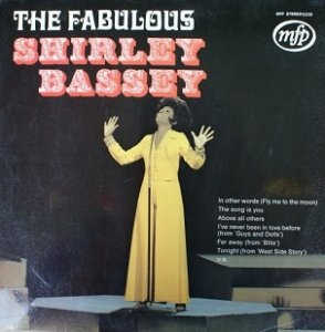 Shirley Bassey - The Fabulous Shirley Bassey (LP)
