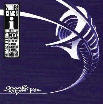2000 & 13 MC's (CD)