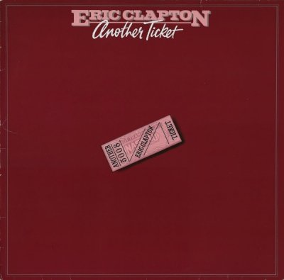 Eric Clapton - Another Ticket (LP)