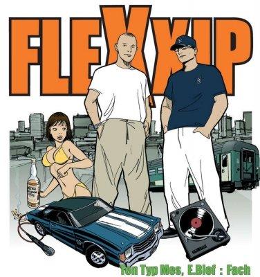 Flexxip - Fach (CD)