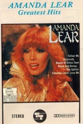 Amanda Lear - Greatest Hits (MC)