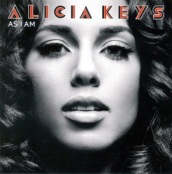 Alicia Keys - As I Am (CD)