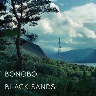 Bonobo - Black Sands (CD)