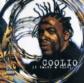 Coolio - It Takes A Thief (CD)