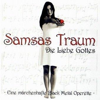 Samsas Traum - Die Liebe Gottes: Eine Märchenhafte Black Metal Operette (CD)