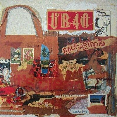 UB40 - Baggariddim (LP)