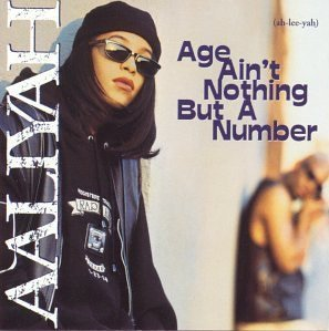 Aaliyah - Age Ain't Nothing But A Number (CD)