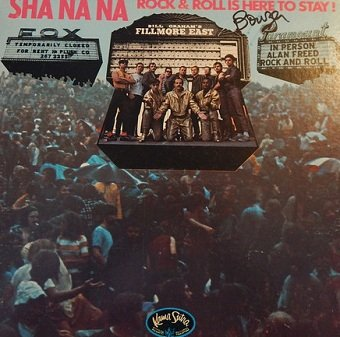 Sha-Na-Na - Rock & Roll Is Here To Stay (LP)