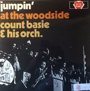 Count Basie & His Orch. - Jumpin' At The Woodside (LP)