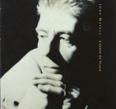 John Mayall Featuring The Bluesbreakers - A Sense Of Place (CD)