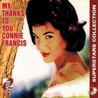 Connie Francis - My Thanks To You (CD)