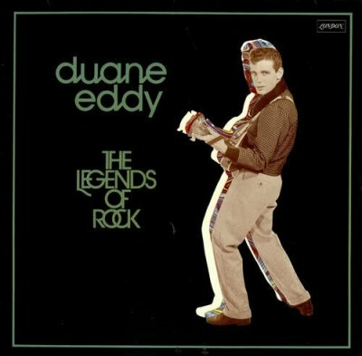 Duane Eddy - Legend Of Rock (2LP)