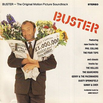 Buster (Original Motion Picture Soundtrack) (CD