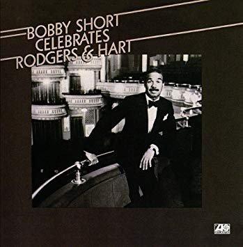 Bobby Short - Bobby Short Celebrates Rodgers & Hart (LP)