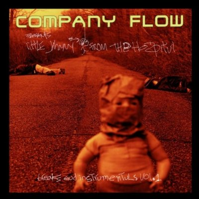 Company Flow - Little Johnny From the Hospital (CD)