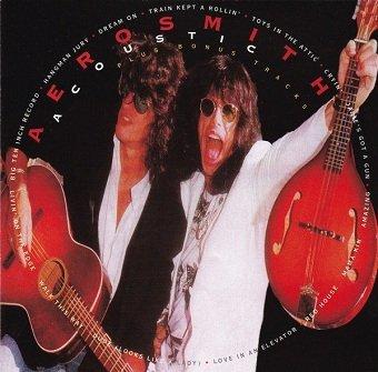 Aerosmith - Acoustic (CD)