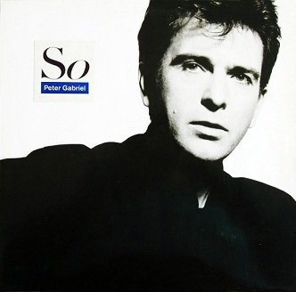 Peter Gabriel - So (LP)
